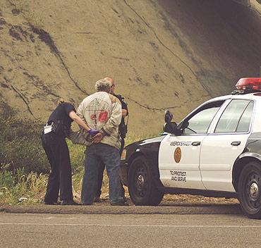 Arrested in Pueblo